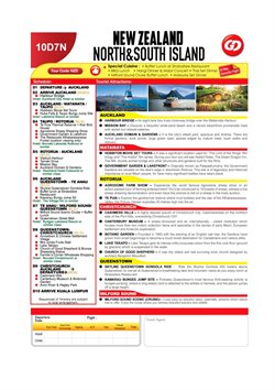Travel offers in the YL Travel catalogue in Petaling Jaya