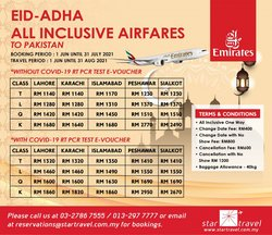 Travel offers in Star Travel catalogue ( 7 days left)