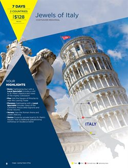 Travel offers in the Star Travel catalogue in Petaling Jaya