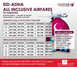 Travel offers in Star Travel catalogue ( 13 days left)