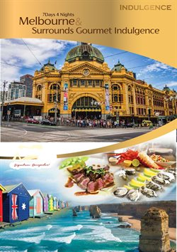 Travel offers in the Reliance Travel catalogue in Melaka