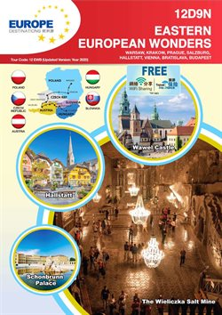 Travel offers in the Reliance Travel catalogue in Johor Bahru ( More than a month )