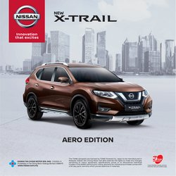 Cars, motorcycles & spares offers in Nissan catalogue ( More than a month)