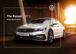Volkswagen offers in Volkswagen catalogue ( More than a month)