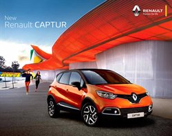 Offers from Renault in the Johor Bahru leaflet