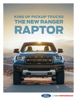 Ford offers in Ford catalogue ( More than a month)
