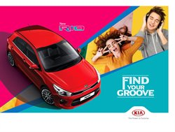 Cars, motorcycles & spares offers in KIA catalogue ( More than a month)