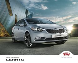 Offers from KIA in the Kuala Lumpur leaflet