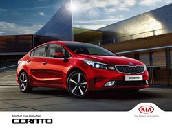 Offers from KIA in the Kuantan leaflet