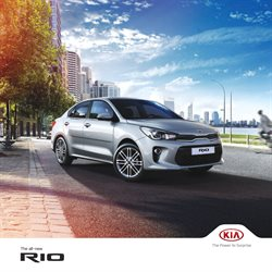 Offers from KIA in the Kajang-Bangi leaflet