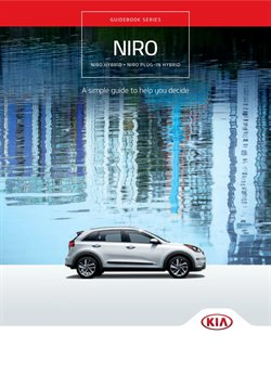 Offers from KIA in the Klang leaflet