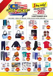 SOGO in Shah Alam | New Catalogues & Sales