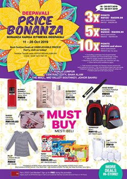 Clothes, shoes & accessories offers in the SOGO catalogue in Kajang-Bangi