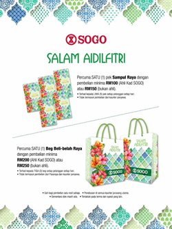 SOGO catalogue in Shah Alam ( Expires today )