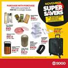 Clothes, shoes & accessories offers in the SOGO catalogue in Shah Alam ( 6 days left )