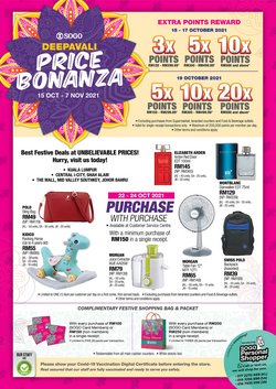 Department Stores offers in SOGO catalogue ( 9 days left)