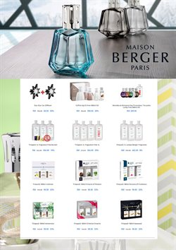 Offers from Lampe Berger Paris in the Kuala Lumpur leaflet