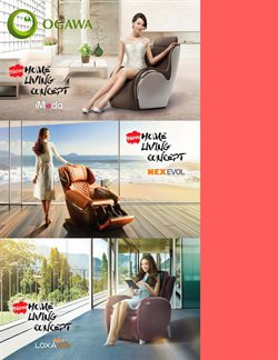 Offers from OGAWA in the Kuala Lumpur leaflet