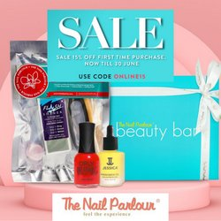 The Nail Parlour offers in The Nail Parlour catalogue ( 17 days left)