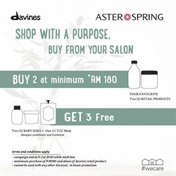 Aster Spring catalogue in Kuala Lumpur ( 5 days left )
