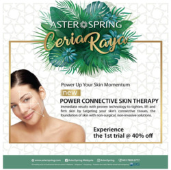 Offers from Aster Spring in the Kuala Lumpur leaflet