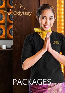 Perfume & Beauty offers in Thai Odyssey catalogue ( More than a month)
