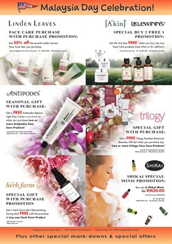 Offers from Tns Skinlab in the Kuala Lumpur leaflet