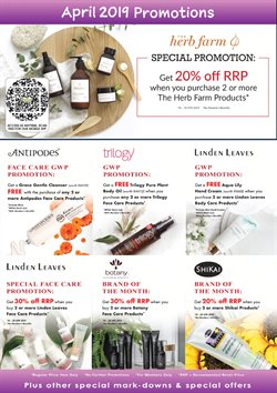 Offers from Tns Skinlab in the Petaling Jaya leaflet