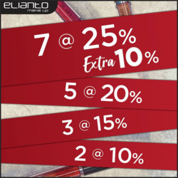 Offers from Elianto in the Kuala Lumpur leaflet