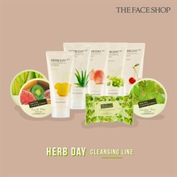 Offers from The Face Shop in the Melaka leaflet