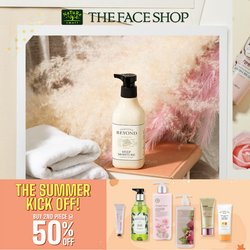 The Face Shop offers in The Face Shop catalogue ( 2 days left)