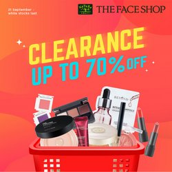 Perfume & Beauty offers in The Face Shop catalogue ( 2 days ago)