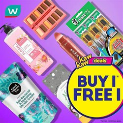 Watsons catalogue ( 1 day ago )