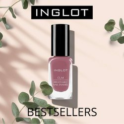 Inglot Cosmetics offers in Inglot Cosmetics catalogue ( 3 days left)
