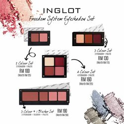 Inglot Cosmetics offers in Inglot Cosmetics catalogue ( Expires today)