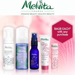 Melvita offers in Melvita catalogue ( Published today)