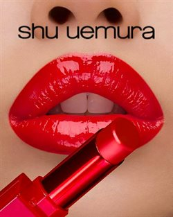 Shu Uemura catalogue in Johor Bahru ( More than a month )