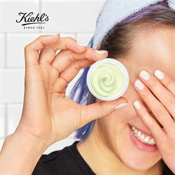Offers from Kiehl's in the Kota Kinabalu leaflet
