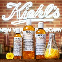 Kiehl's catalogue in Penang ( More than a month )
