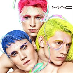 MAC Cosmetics catalogue in Kuala Lumpur ( More than a month )