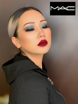 MAC Cosmetics offers in MAC Cosmetics catalogue ( Expired)