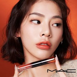 Perfume & Beauty offers in MAC Cosmetics catalogue ( 22 days left)