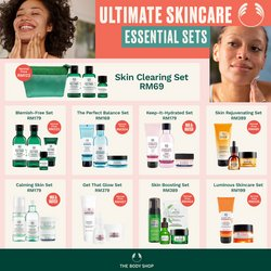 The Body Shop offers in The Body Shop catalogue ( 10 days left)