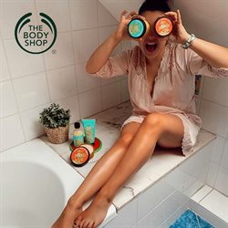 Offers from The Body Shop in the Kajang-Bangi leaflet