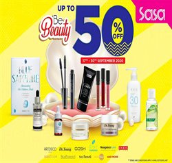 SaSa catalogue in Penang ( 5 days left )