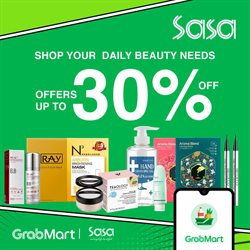 SaSa offers in SaSa catalogue ( 4 days left)