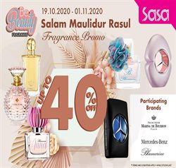 SaSa offers in SaSa catalogue ( 5 days left)
