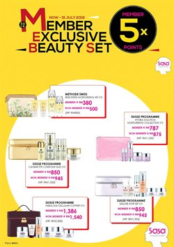 Perfume & Beauty offers in the SaSa catalogue in Ipoh