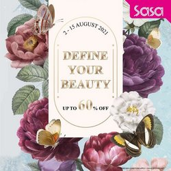 Perfume & Beauty offers in SaSa catalogue ( 10 days left)
