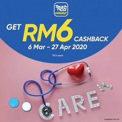 Caring Pharmacy catalogue in Johor Bahru ( 24 days left )